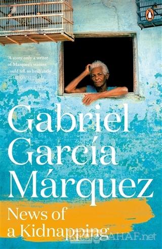 News of a Kidnapping - Gabriel Garcia Marquez- | Yeni ve İkinci El Ucu