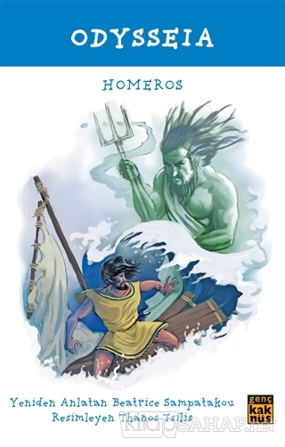 Odysseia - Homeros- | Yeni ve İkinci El Ucuz Kitabın Adresi