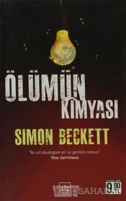 Ölümün Kimyası - Simon Beckett | Yeni ve İkinci El Ucuz Kitabın Adresi