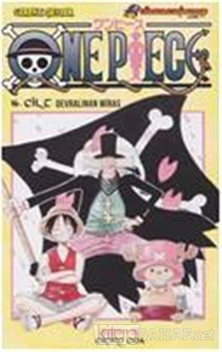 One Piece 16. Cilt - Eiiçiro Oda | Yeni ve İkinci El Ucuz Kitabın Adre