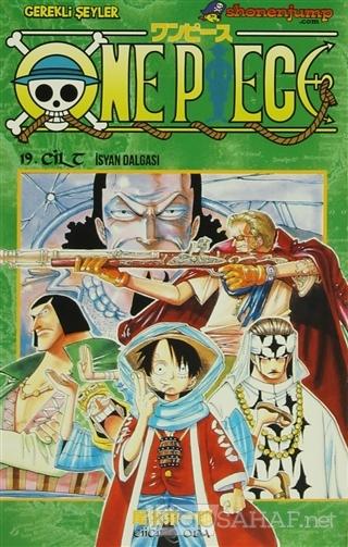 One Piece 19. Cilt - Eiiçiro Oda | Yeni ve İkinci El Ucuz Kitabın Adre