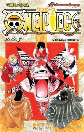 One Piece 20. Cilt - Eiiçiro Oda   Yeni ve İkinci El Ucuz Kitabın Adre
