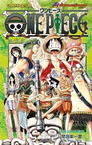 One Piece 28. Cilt - Eiiçiro Oda | Yeni ve İkinci El Ucuz Kitabın Adre