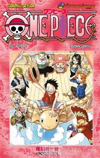 One Piece 32. Cilt - Eiiçiro Oda | Yeni ve İkinci El Ucuz Kitabın Adre