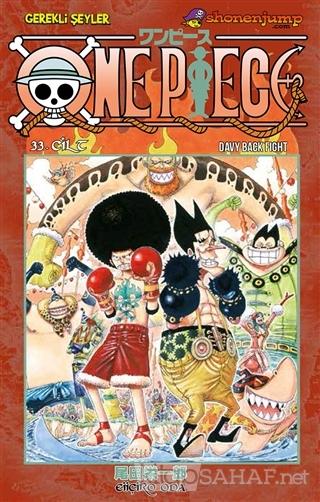 One Piece 33. Cilt - Eiiçiro Oda | Yeni ve İkinci El Ucuz Kitabın Adre
