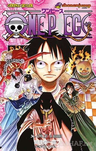 One Piece 36. Cilt - Eiiçiro Oda | Yeni ve İkinci El Ucuz Kitabın Adre