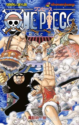 One Piece 40. Cilt - Eiiçiro Oda | Yeni ve İkinci El Ucuz Kitabın Adre