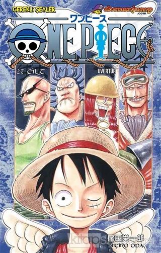 One Piece Cilt: 27 - Eiiçiro Oda | Yeni ve İkinci El Ucuz Kitabın Adre