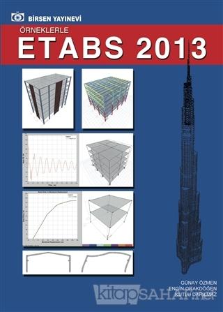 Örneklerle Etabs 2013 - Günay Özmen | Yeni ve İkinci El Ucuz Kitabın A