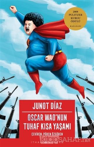 Oscar Wao'nun Tuhaf Kısa Yaşamı - Junot Diaz   Yeni ve İkinci El Ucuz