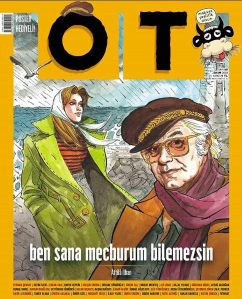Ot Dergi Ekim 2018 Sayısı Hızlı Kargo! 68. Sayı - | Yeni ve İkinci El