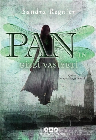 Pan'ın Gizli Vasiyeti - Sandra Regnier | Yeni ve İkinci El Ucuz Kitabı