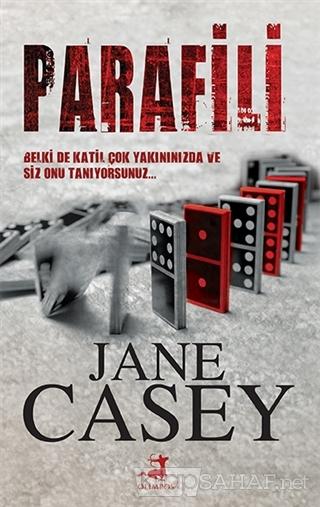 Parafili - Jane Casey- | Yeni ve İkinci El Ucuz Kitabın Adresi