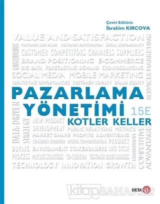 Pazarlama Yönetimi - Philip Kotler | Yeni ve İkinci El Ucuz Kitabın Ad