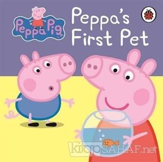 Peppa Pig - Peppa's First Pet (Ciltli) - Kolektif   Yeni ve İkinci El