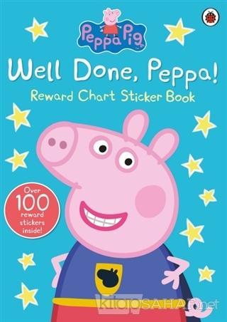 Peppa Pig - Well Done, Peppa! - Kolektif | Yeni ve İkinci El Ucuz Kita