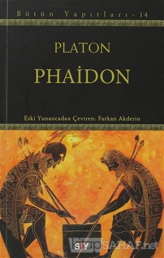 Phaidon - Platon (Eflatun)   Yeni ve İkinci El Ucuz Kitabın Adresi
