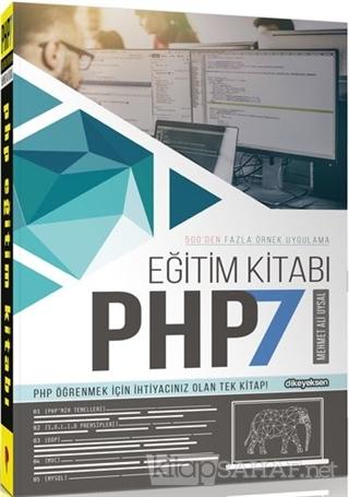 PHP Eğitim Kitabı - Mehmet Ali Uysal | Yeni ve İkinci El Ucuz Kitabın