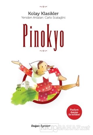 Pinokyo - Kolay Klasikler - Carlo Scataglini | Yeni ve İkinci El Ucuz