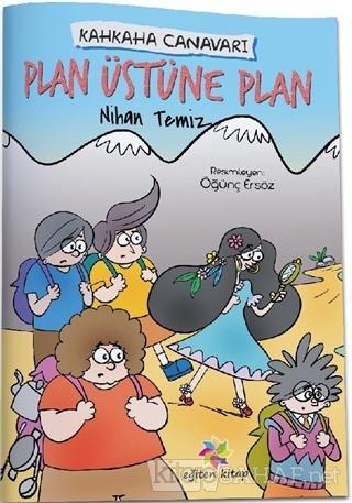 Plan Üstüne Plan - Kahkaha Canavarı - Nihan Temiz   Yeni ve İkinci El