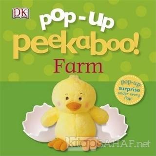 Pop-Up Peekaboo! - Farm - Kolektif | Yeni ve İkinci El Ucuz Kitabın Ad