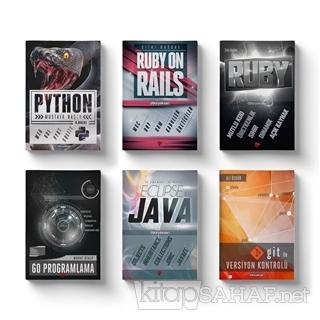 Programlama Eğitim Seti 2 (6 Kitap Takım) - Murat Özalp   Yeni ve İkin
