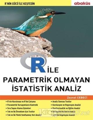 R ile Parametrik Olmayan İstatistik Analiz - Zeynel Cebeci | Yeni ve İ