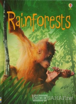 Rainforests - Lucy Bowman | Yeni ve İkinci El Ucuz Kitabın Adresi