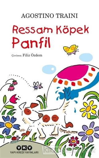 Ressam Köpek Panfil - Agostino Traini   Yeni ve İkinci El Ucuz Kitabın
