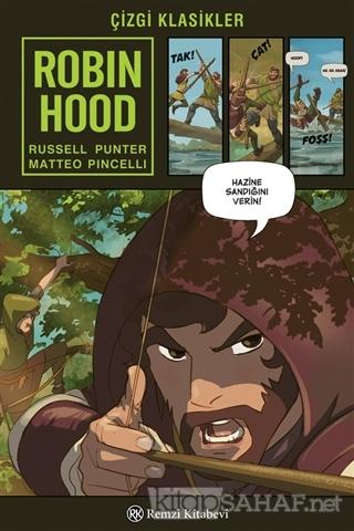 Robin Hood - Russell Punter | Yeni ve İkinci El Ucuz Kitabın Adresi
