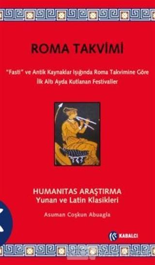 Roma Takvimi - Asuman Coşkun Abuagla-   Yeni ve İkinci El Ucuz Kitabın
