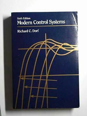 MODERN CONTROL SYSTEMS - richard c.dorf   Yeni ve İkinci El Ucuz Kitab