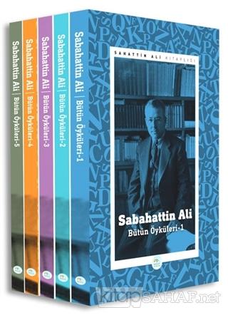 Sabahattin Ali Bütün Öyküleri (5 Kitap Takım) - Sabahattin Ali | Yeni