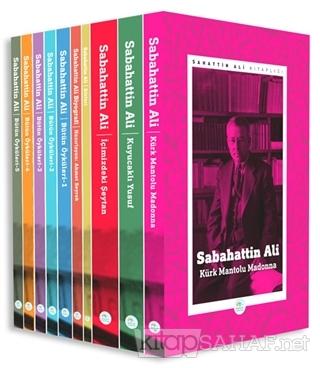 Sabahattin Ali Kitaplığı Seti Kutulu (10 Kitap Takım) - Sabahattin Ali