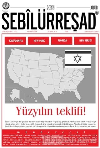 Sebilürreşad Dergisi Sayı: 1049 Şubat 2020 - Kolektif   Yeni ve İkinci
