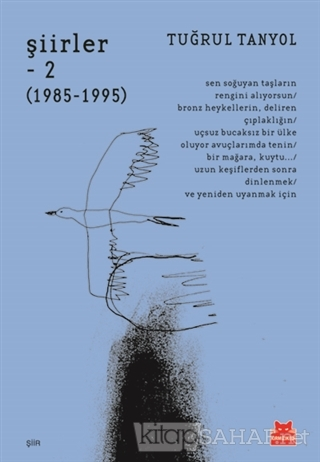 Şiirler 2 (1985 - 1995) - Tuğrul Tanyol | Yeni ve İkinci El Ucuz Kitab