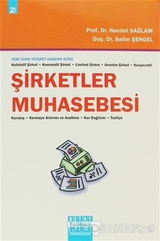 Şirketler Muhasebesi - Salim Şengel | Yeni ve İkinci El Ucuz Kitabın A