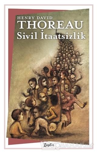 Sivil İtaatsizlik - Henry David Thoreau | Yeni ve İkinci El Ucuz Kitab