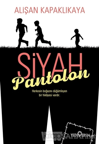 Siyah Pantolon - Alişan Kapaklıkaya | Yeni ve İkinci El Ucuz Kitabın A