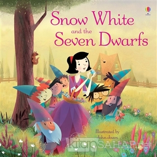 Snow White and the Seven Dwarfs - Lesley Sims   Yeni ve İkinci El Ucuz