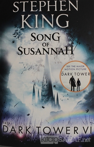 Song of Susannah - The Dark Tower 6 - Stephen King | Yeni ve İkinci El