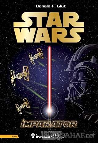 Star Wars - İmparator - Donald F. Glut | Yeni ve İkinci El Ucuz Kitabı
