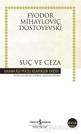 Suç ve Ceza - Fyodor Mihayloviç Dostoyevski | Yeni ve İkinci El Ucuz K