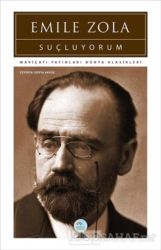 Suçluyorum - Emile Zola | Yeni ve İkinci El Ucuz Kitabın Adresi