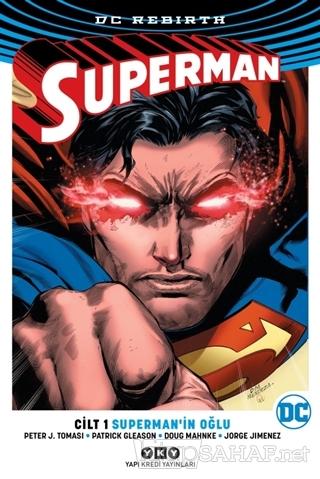 Superman Cilt: 1 Superman'in Oğlu - Peter J. Tomasi- | Yeni ve İkinci