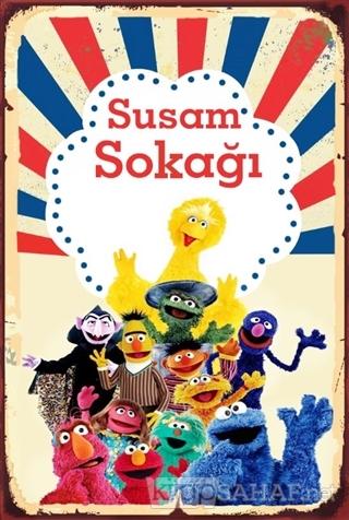 Susam Sokağı Poster - | Yeni ve İkinci El Ucuz Kitabın Adresi