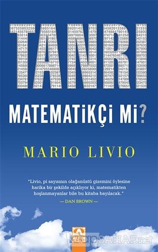 Tanrı Matematikçi Mi? - Mario Livio | Yeni ve İkinci El Ucuz Kitabın A