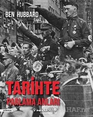 Tarihte Parlama Anları - Ben Hubbard | Yeni ve İkinci El Ucuz Kitabın