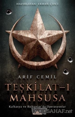 Teşkilat-ı Mahsusa - Arif Cemil   Yeni ve İkinci El Ucuz Kitabın Adres
