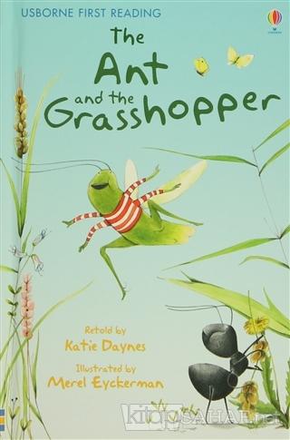 The Ant ant the Grasshopper - Katie Daynes | Yeni ve İkinci El Ucuz Ki